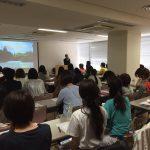 10月9日自然派医師高野弘之先生講演会